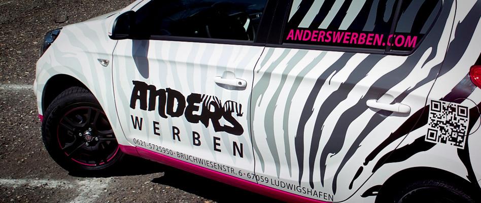 Fahrzeug Beschriftungen Aufkleber Werbung
